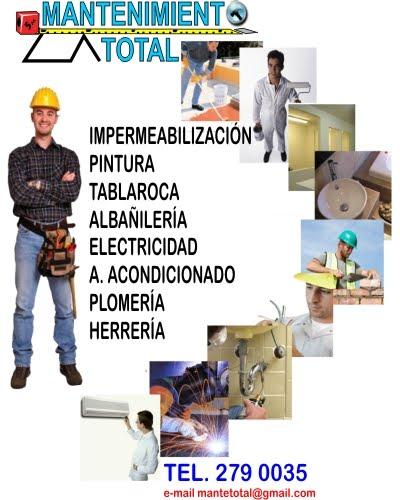 Mexico Mantenimiento Empresas Hogares Oficinas Cancun