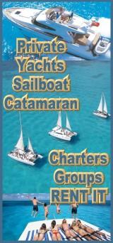 yacht isla mujeres