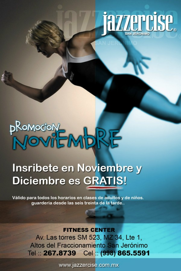 Jazzercise Cancun San Jeronimo