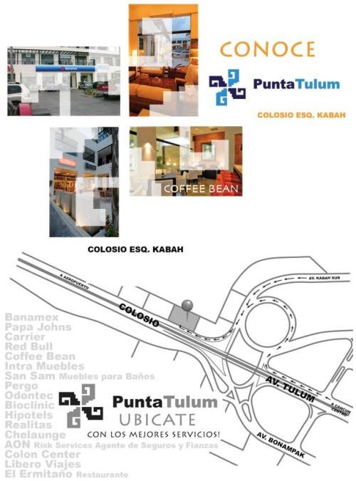 Centro comercial punta tulum